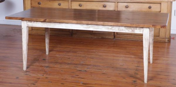 Tapered Leg Table