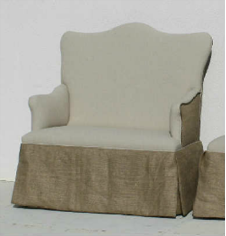 Bistro Sofa With Arms