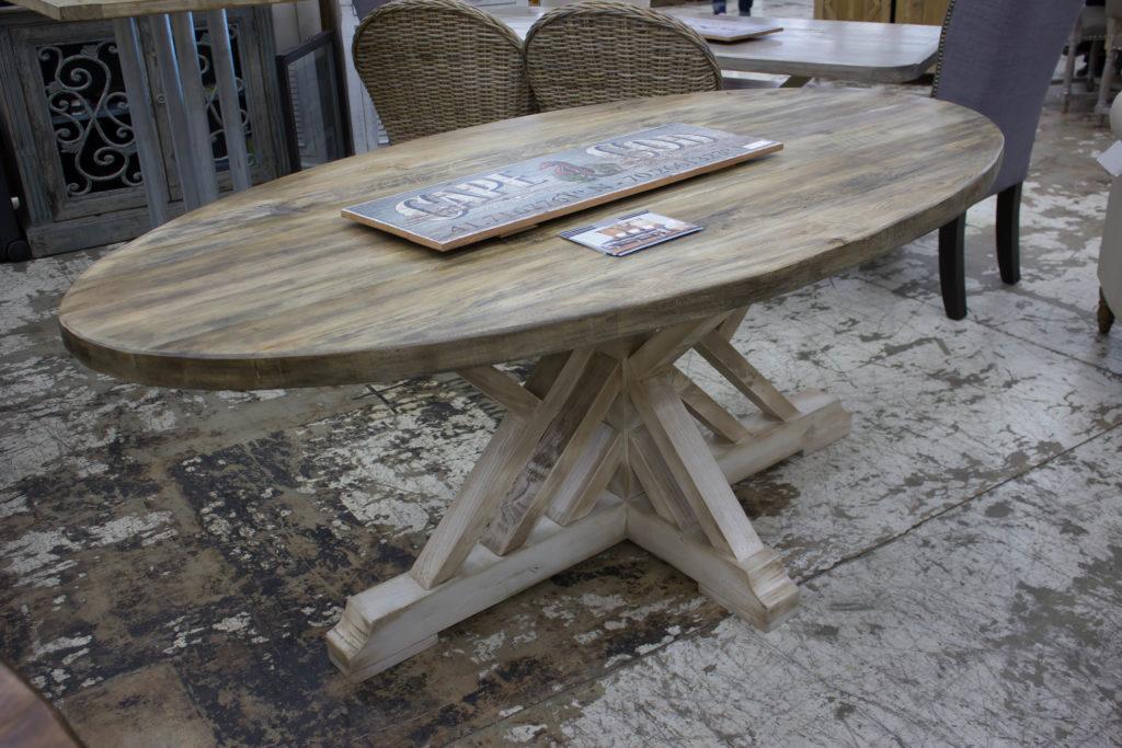 Elegant Harvest Table