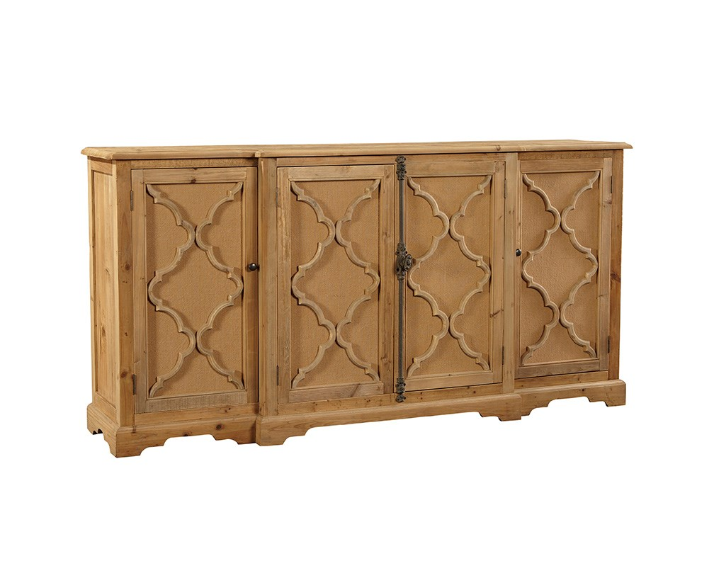 burlap furniture. burlap fronted sideboard furniture h