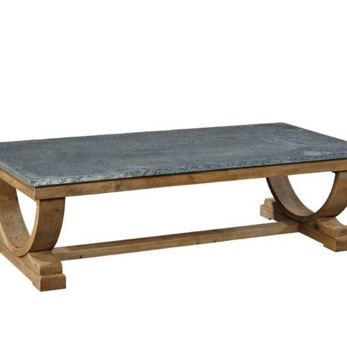 Ready To Ship Adams Furniture : Zinc Top Coffee Table 500x500 from www.adamsfurniture.com size 500 x 500 jpeg 18kB