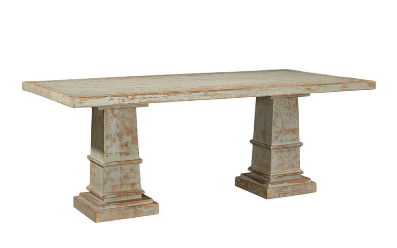 Column Dining Table. Shipping   Adams Furniture