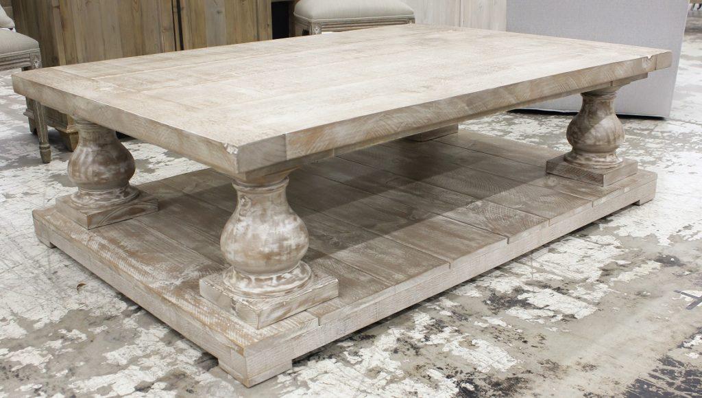 Tudor Coffee Table
