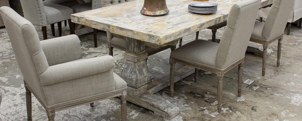Adams Furniture Reclaimed Tables